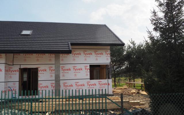 Kęty 2020. Projekt: Dom w Brunerach